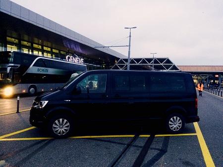 Geneva to Meribel transfers