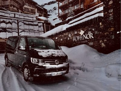 Taxi Val Thorens